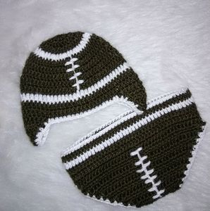 NEW Baby Football Suit Crochet